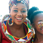 Xoli Zondi and her daughter Mandy