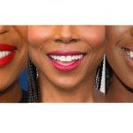 Whiter-looking teeth