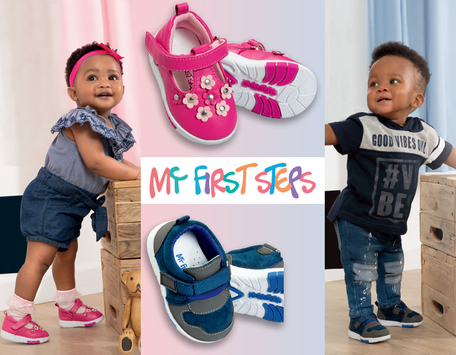ff991672ce1e Buying baby's first shoes - Ackermans Magazine