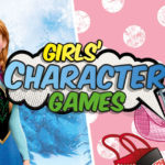 Girls Character Games feature