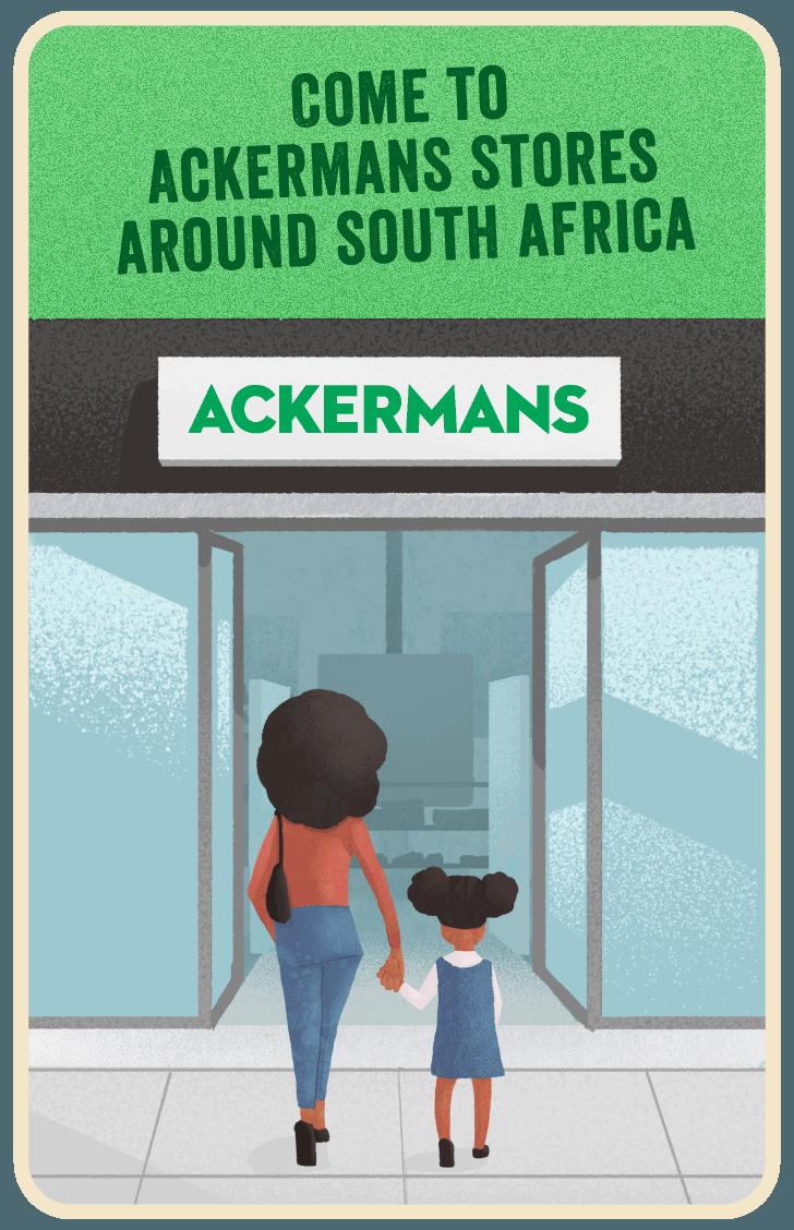 #AckermansLionKing