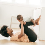 exercise with your infant