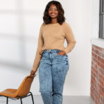 mom jean feature